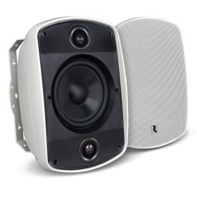 "5B65S-W 6.5"" 2-Way, OutBack Single Point Stereo Speaker in White"