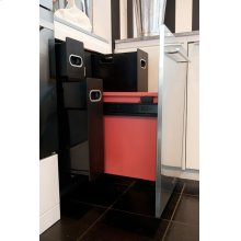 24 inch Recycling Trash Compactor