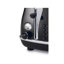 Icona 2 Slice Toaster CTO2003BK