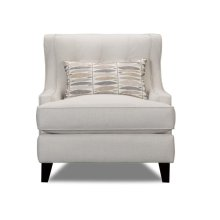 Accent Chair - (Natural)