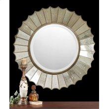 Amberlyn Round Mirror