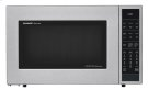 1.5 cu. ft. 900W Sharp Stainless Steel Carousel Convection + Microwave (SMC1585BS) Product Image
