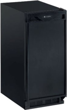 "Black Field reversible 1000 Series / 15"" Refrigerator Model"