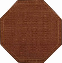 Hard To Find Sizes Chateau Rm01 Ruby Octagon Rug 10'6'' X 10'6''