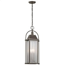 Harbor Row Collection Harbor Row 4 Light Outdoor Pendant in OZ