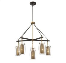 Dunbar 6 Light Chandelier