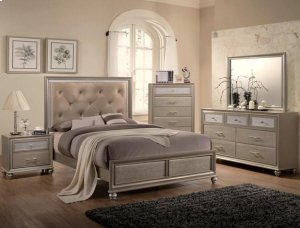 Crown Mark B4390 Lila Queen Bedroom