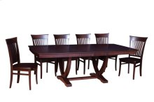 """45/68-2-12"""" Trestle Table, with Base#1"""
