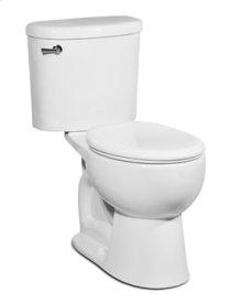Palermo Two-piece Toilet in White