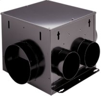 Multi-Port In-Line,Ventilator, 210 CFM