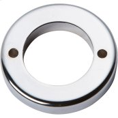 Tableau Round Base 1 7/16 Inch - Polished Chrome