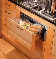 "GE Monogram® 3/4"" Wood Panel Kit Accessory"