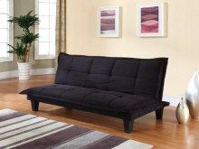 Click Clack Sofa Sleeper 1067 Black
