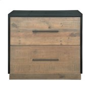 Urban 2-Drawer Nightstand Product Image