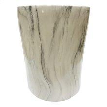 Marmo Ceramic Stool