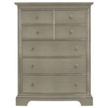 Transitional-Drawer Chest in Estonian Grey