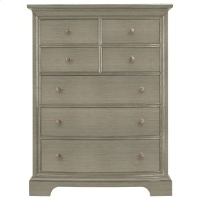 Transitional - Drawer Chest In Estonian Grey