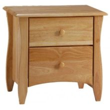 Spice Natural Clove Nightstand