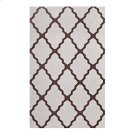 Marja Moroccan Trellis 5x8 Area Rug in Brown and Gray Product Image