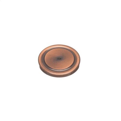"""1 3/4"""" diameter Rose - Antique Copper"""