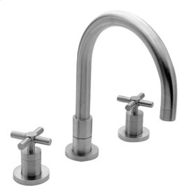 Weathered Brass Kitchen Faucet