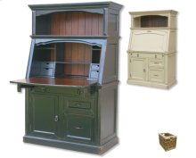 Tuscany Desk/Hutch