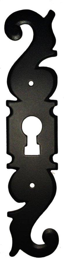 Classic Keyhole Escutcheons