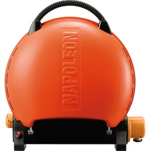Napoleon GrillsTravelQ 2225 Portable Gas Grill , Orange , Propane