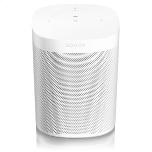 SonosWhite- The smart speaker for music lovers