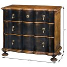 Chest Of Three Drawers Product Image