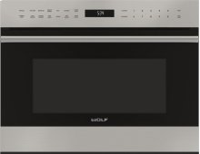 """24"""" E Series Transitional Drop-Down Door Microwave Oven"""