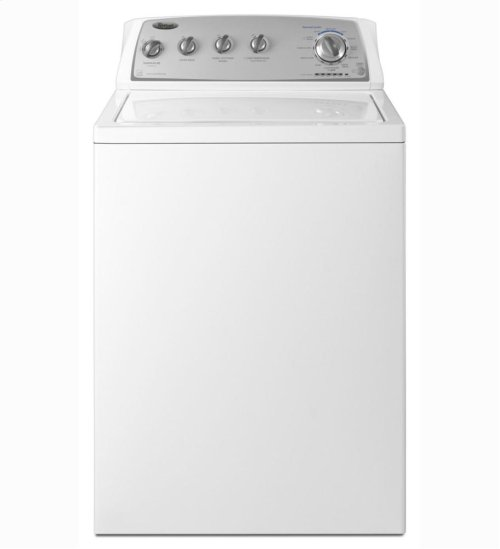 3.4 cu. ft. Top Load Washer with ENERGY STAR® Qualification