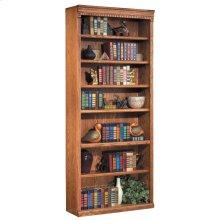 "84"" Open Bookcase"