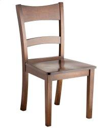 Emmitt Side Chair - Wood Seat