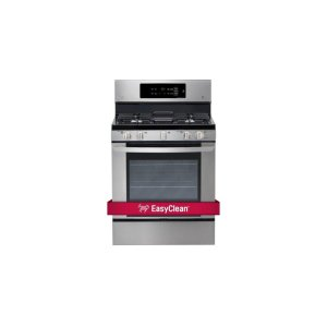LG Appliances5.4 cu. ft. Single Oven Gas Range with EasyClean®