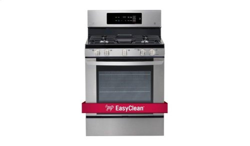 5.4 cu. ft. Single Oven Gas Range with EasyClean®