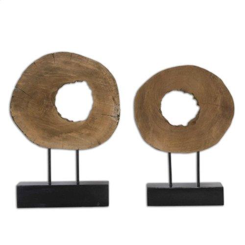 Ashlea Sculptures, S/2