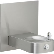 Elkay Slimline Soft Sides Heavy Duty Single Fountain, Non-Filtered Non-Refrigerated Stainless