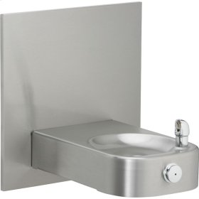 Elkay Slimline Soft Sides Heavy Duty Single Fountain, Non-Filtered Non-Refrigerated Freeze Resistant Stainless
