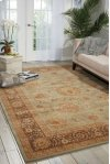 NOURISON 2000 2234 BL RECTANGLE RUG 27'' x 18''