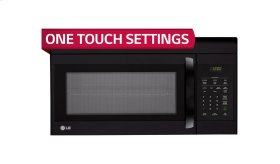 1.6 cu. ft. Non-Sensor Over the Range Microwave Oven