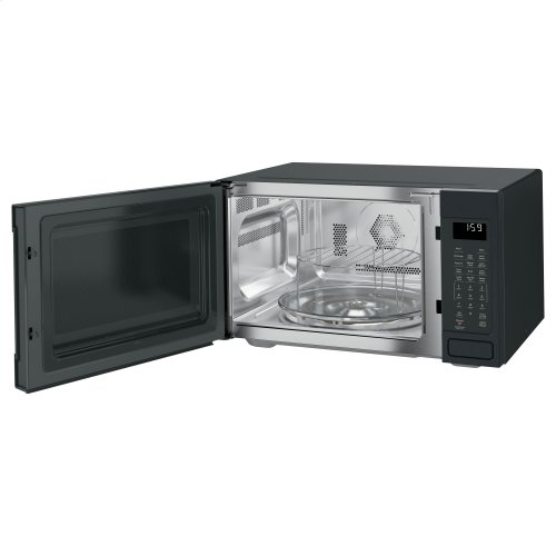 Ge Cafe Series 1 5 Cu Ft Countertop Convection Microwave Oven