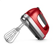 9-Speed Hand Mixer - Candy Apple Red Product Image