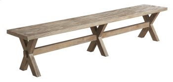 Emerald Home Barcelona Bench Natural D551-36 Product Image