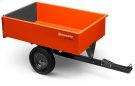 12' Steel Swivel Dump Cart Product Image