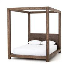 Queen Size Willard Canopy Bed