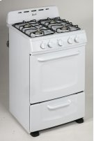 "24"" Freestanding Gas Range Product Image"