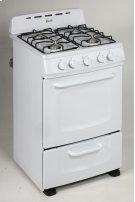 "24"" Freestanding Gas Range Product Image"