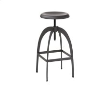 Colby Adjustable Barstool - Grey