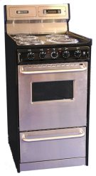 "20"" Free Standing Electric Range Product Image"
